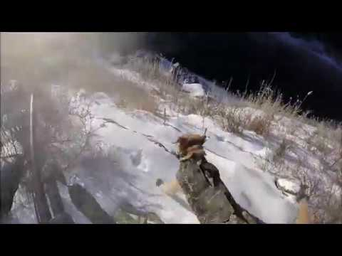 Duck and Goose Jump Shooting Missouri River 2017