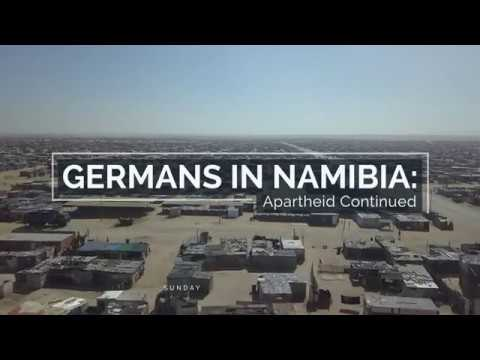 Germans In Namibia: Apartheid Continued  (Trailer)