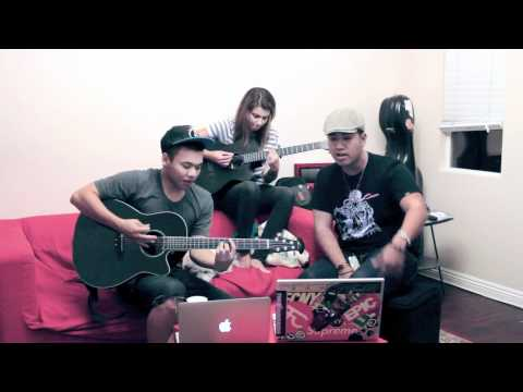 Far East Movement - Rocketeer (Cover) - JR Aquino x Tori Kelly x AJ Rafael [FREE MP3!!!]