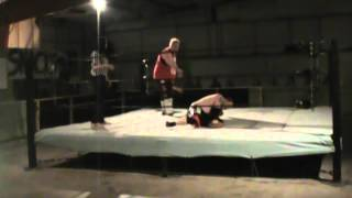 AIWF/YBW Saturday Night ThrowDown! February 1st, 2014 Pt.5