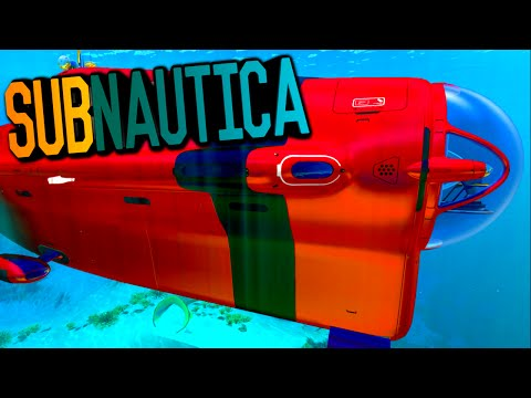 Subnautica - EPIC CYCLOPS SUBMARINE, WATER FILTRATION MACHINE! #12 (Subnautica Survival Gameplay)