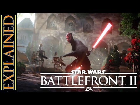 Star Wars Battlefront II - Arcade Mode and More