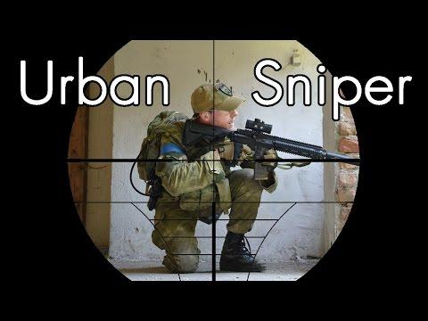 Airsoft Sniper Gameplay - Scope Cam - Urban Sniper 3