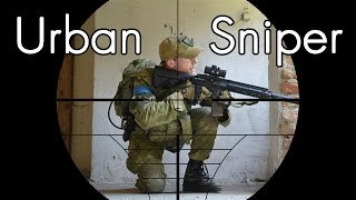 Airsoft Sniper Gameplay - Scope Cam - Urban Sniper 4