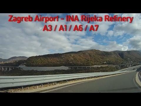 Zagreb Airport - Rijeka