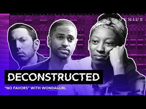 "The Making Of Big Sean & Eminem's ""No Favors"" With WondaGurl | Deconstructed"