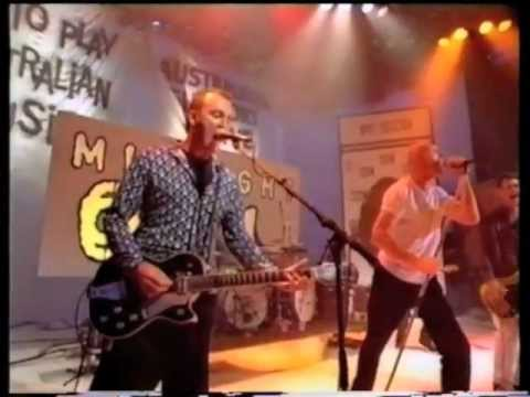 Midnight Oil - 11-22-97 Recovery