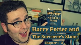 Harry Potter & The Sorcerer's Stone Chapter 1 - 3