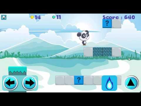 Super Panda Run Adventure ( Classic Android Games ) ~ Genius Games ~