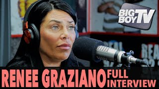 """Renee Graziano from """"Mob Wives"""" on Big Ang, El Chapo, And More (Full Interview) 