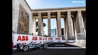 2018 Rome ePrix: The day before - ABB Formula E - Michelin Motorsport