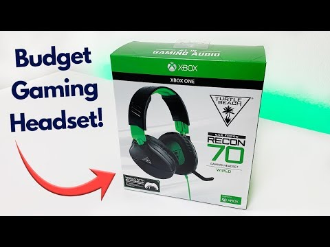 Turtle Beach Recon 70 For Xbox One - Is It Worth Buying?