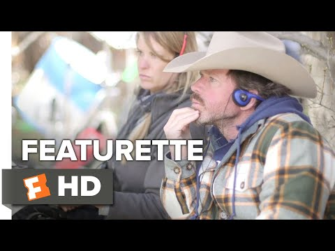 Wind River Featurette  Director Taylor Sheridan 2017  Movies Coming Soon