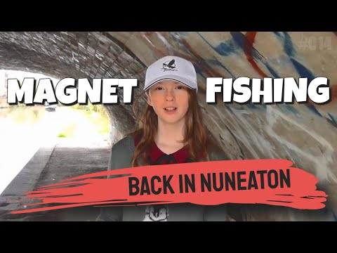 Magnet Fishing #014 Back in Nuneaton.