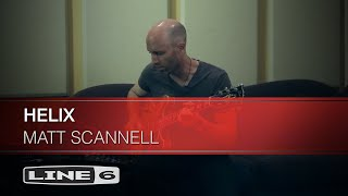 Matt Scannell from Vertical Horizon tries out Helix | Line 6