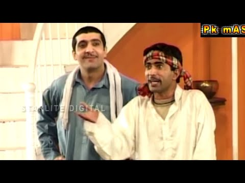 Best of Zafri and Nawaz Anjum New Stage Drama Full Comedy Clip | Pk Mast