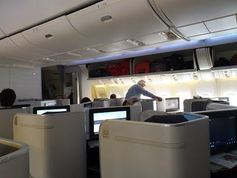 FLIGHT REPORT | Paris - Toronto| Air Canada (Business) | Boeing 777-300ER