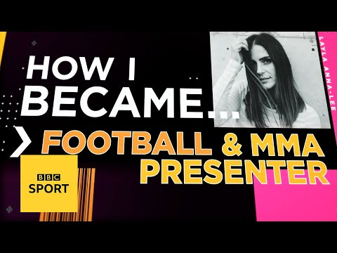 How I Became A Football And MMA Presenter | BBC Sport
