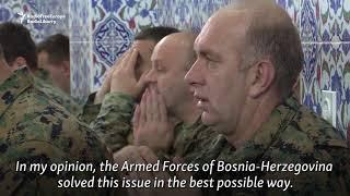 Three Religions, One Bosnian Army