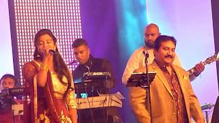 Kotta Pakkum- Shrutikaa with Playback Singer Mano at Cmr TVI Star Fest 2017