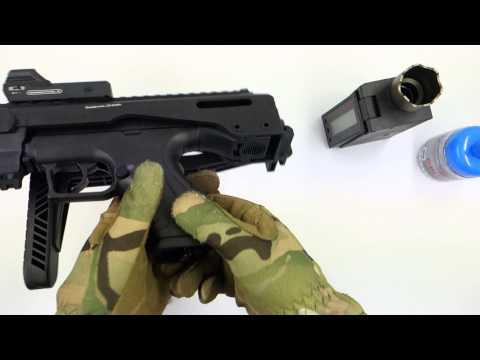 25979 DMdiffusion Combat zone Enforcer Tac-kit XBG Co2 GNB