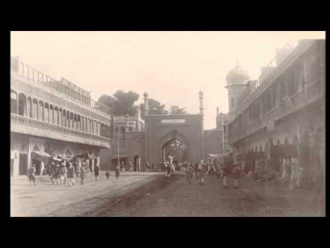 Rare Old Video: Peshawar City, British India