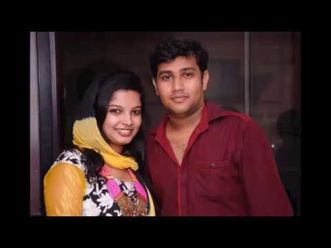 Singer Fasila Banu With Husband and Family ll Mylanchi Fame Fasila Banu Family