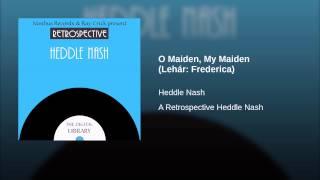 O Maiden, My Maiden (Lehár: Frederica)