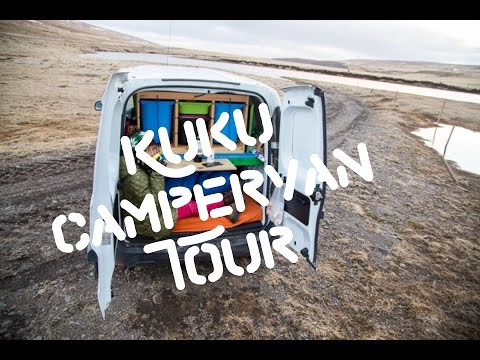 Mr and Mrs Adventure's KUKU Campervan Tour!