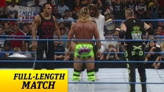 FULL-LENGTH MATCH - SmackDown - Rock