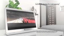 """HP Slate 21-s -Android-tietokone 21"""" + näppäimistö (Tuote: 262812)"""