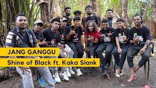 Jang Ganggu - Shine of Black ft. Kaka Slank (Acoustic Version EcoNusa #DefendingParadise)