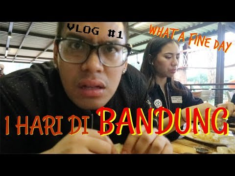 Is this my 1st VLOG??  BANDUNG TRIP to DUSUN BAMBU