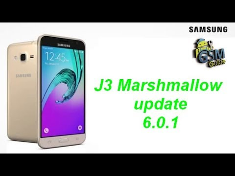 Samsung j3 2016 marshmallow update ( SM-J320F ) without risk -Gsm Guide