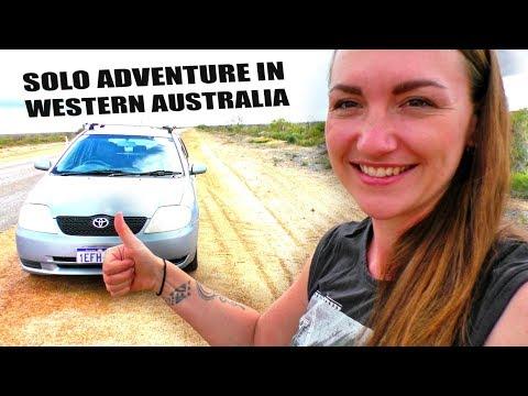 Trailer | Solo Trip Through Western Australia
