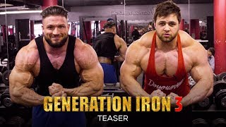 Generation Iron 3 - Official Teaser Trailer (HD) | Bodybuilding Movie
