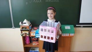 Творческий проект в школе