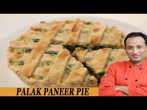 Palak Paneer Pie