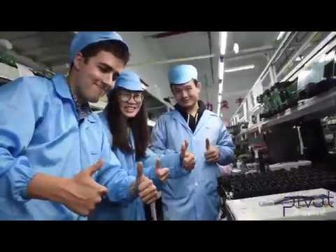 Pivo.t Factory Tour - Shenzhen PCBA