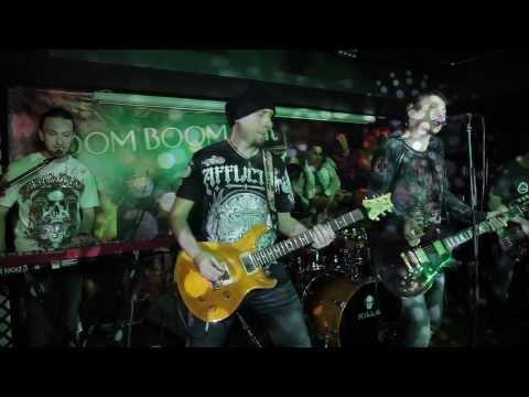 Выступление группы ZNAKI в Челябинске HD