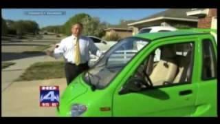 Zap Xebra Electric car