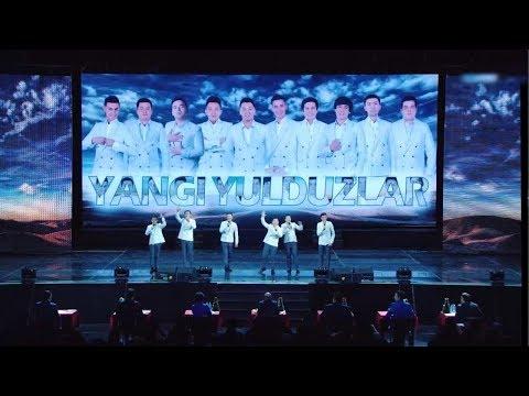 QVZ 2018 - YANGI YULDUZLAR Jamoasi  Yangi Yil Kechasi Ko'chada Bo'lgan Voqeya