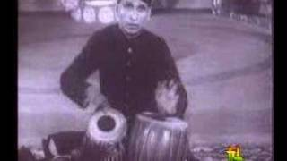 Ustad Ahmed Jan Thirakwa (the Mount Everest of tabla!)