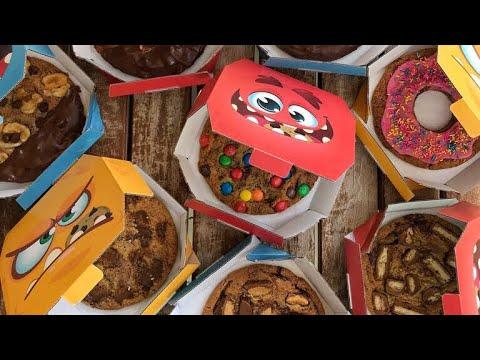 אתגר העוגיות המפלצתיות