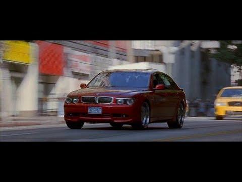 Такси VS BMW \ Нью-Йоркское такси ( Taxi )