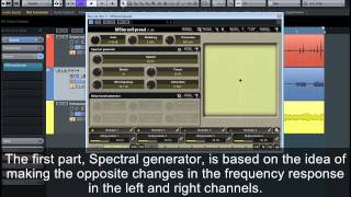 MStereoGenerator & MStereoSpread, artificial stereo generators