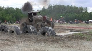 COMPETITION EXTREME 4X4 NWORC PRO CLASS (Big Diesel Willys )