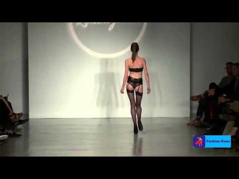 Lingerie Fashion Week NY – Sexy Runway Show With Super Hot Models