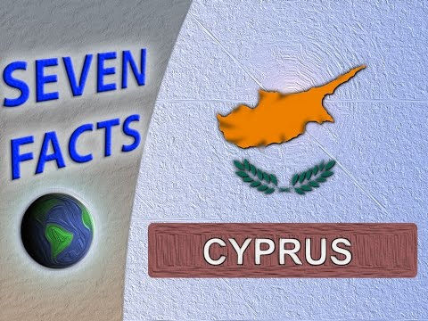 7 Facts about Cyprus