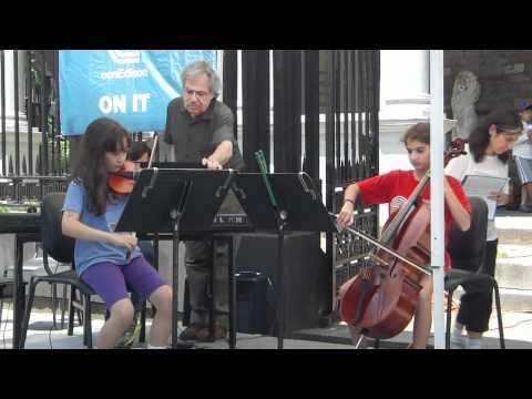 bridge hornpipes played by raina's chamber music workshop trio